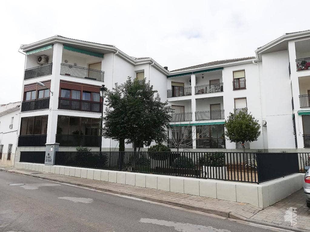 Piso en venta en Tomelloso, Ciudad Real, Calle Clavel, 73.800 €, 3 habitaciones, 2 baños, 104 m2