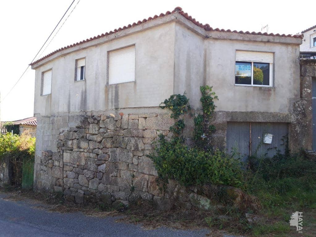 Casa en venta en Gondomar, Pontevedra, Calle Carrera Salgueiro, 73.500 €, 3 habitaciones, 1 baño, 202 m2