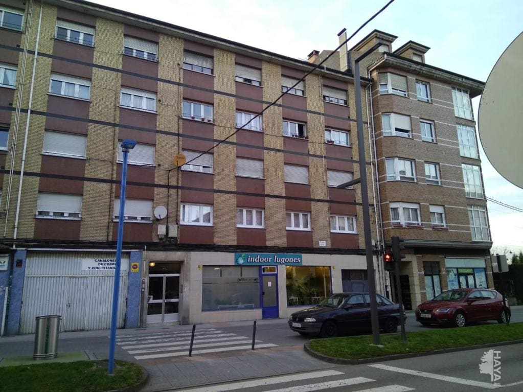 Piso en venta en El Parque, Siero, Asturias, Avenida Gijon, 61.900 €, 3 habitaciones, 1 baño, 82 m2