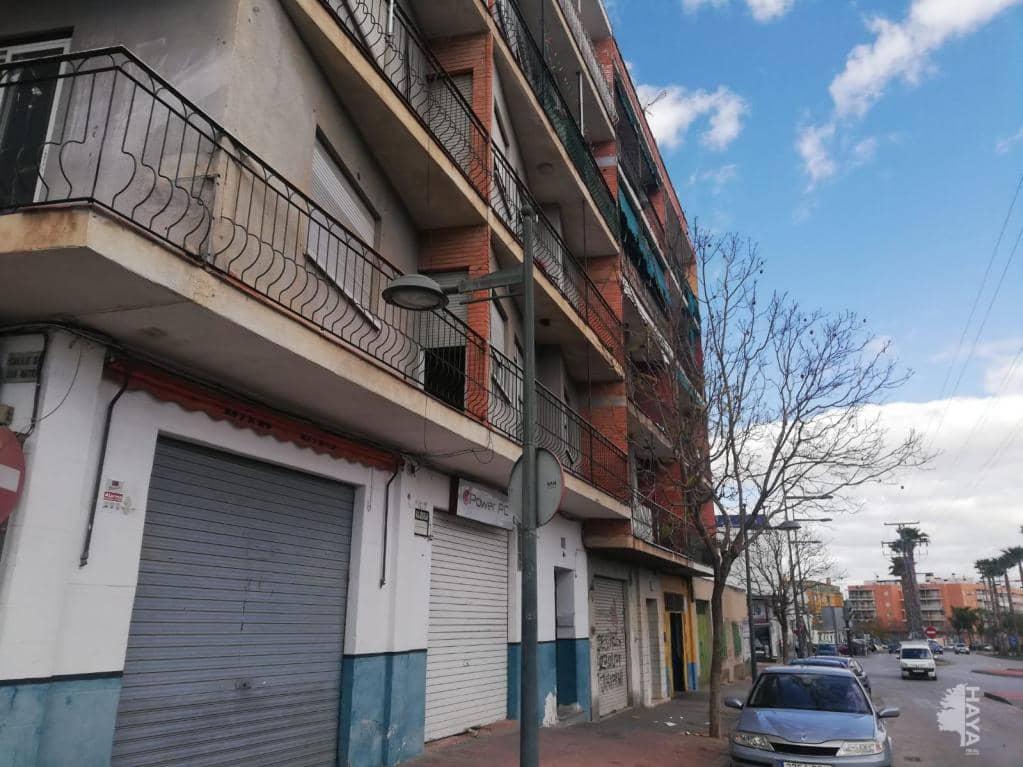 Piso en venta en Alcantarilla, Murcia, Avenida Principe, 32.400 €, 2 habitaciones, 1 baño, 79 m2