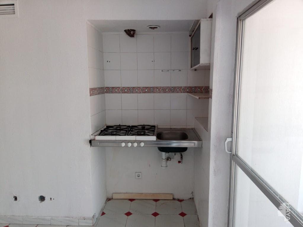 Piso en venta en Els Tolls - Imalsa, Benidorm, Alicante, Avenida Portugal, 32.800 €, 1 habitación, 1 baño, 43 m2