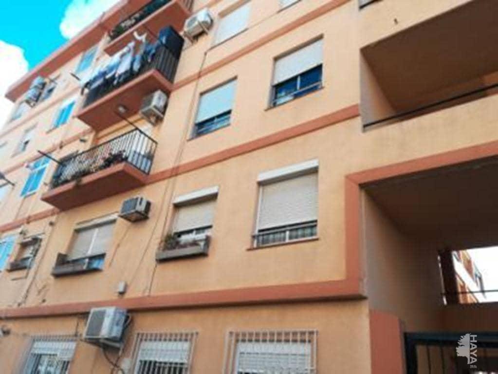 Piso en venta en Terramelar, Paterna, Valencia, Pasaje Passatge Marroca, 69.560 €, 4 habitaciones, 1 baño, 90 m2