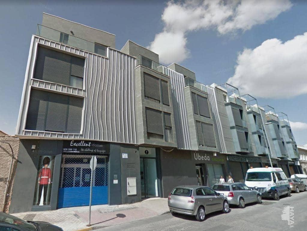 Piso en venta en Alcázar de San Juan, Ciudad Real, Calle Antonio Castillo, 68.200 €, 2 habitaciones, 1 baño, 80 m2