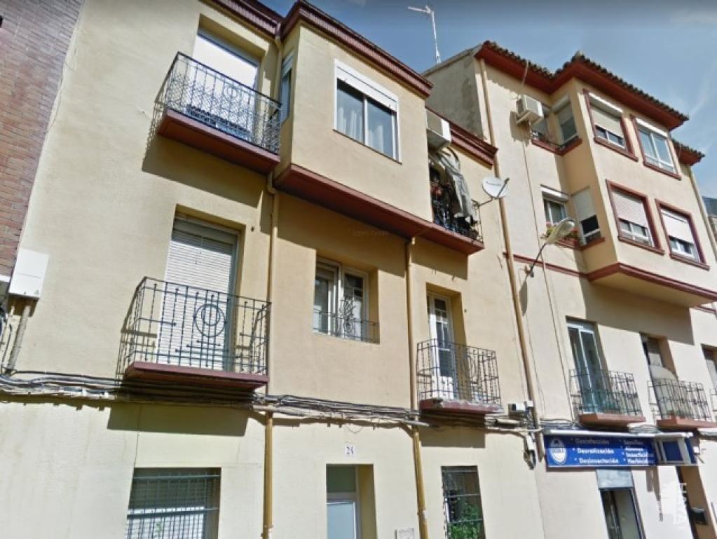 Piso en venta en Delicias, Zaragoza, Zaragoza, Calle Marcos Zapata, 69.600 €, 3 habitaciones, 1 baño, 51 m2