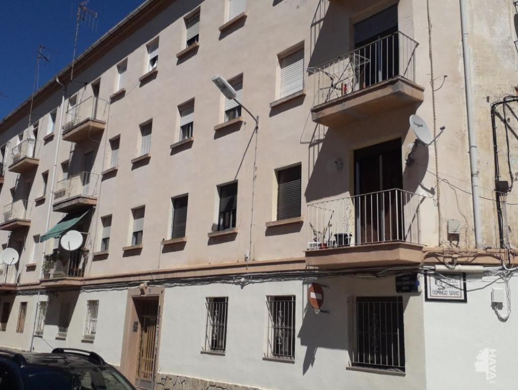 Piso en venta en Poblados Marítimos, Burriana, Castellón, Calle Sant Domènec Savio, 27.800 €, 4 habitaciones, 1 baño, 82 m2