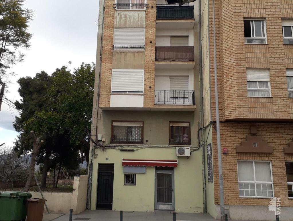 Piso en venta en Castellón de la Plana/castelló de la Plana, Castellón, Avenida Puerto, 31.400 €, 4 habitaciones, 1 baño, 94 m2
