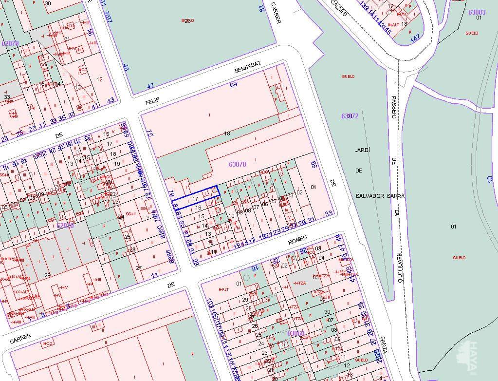 Casa en venta en Sabadell, Barcelona, Calle Covadonga, 191.000 €, 1 habitación, 1 baño, 97 m2