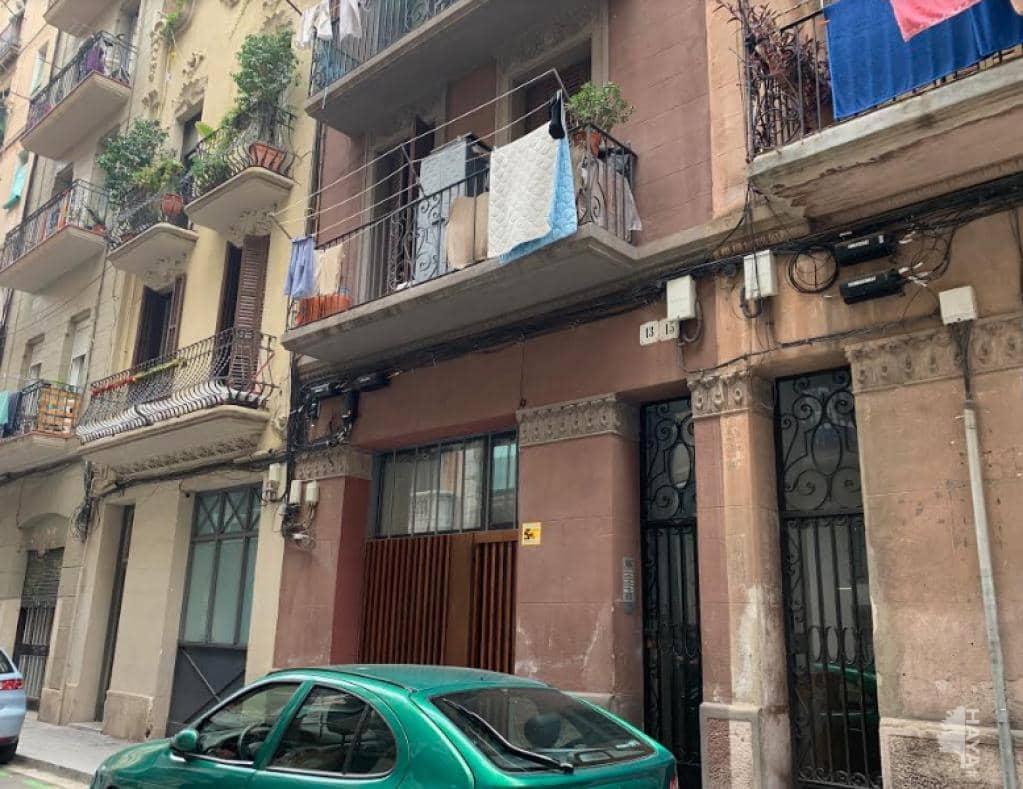 Piso en venta en Sants-montjuïc, Barcelona, Barcelona, Pasaje Prunera, 160.200 €, 3 habitaciones, 1 baño, 43 m2
