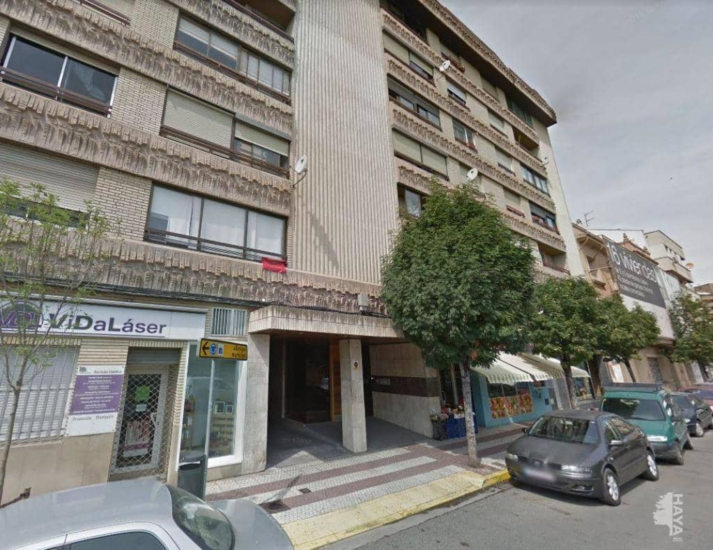Parking en venta en Tudela, Navarra, Avenida Zaragoza, 13.100 €, 17 m2