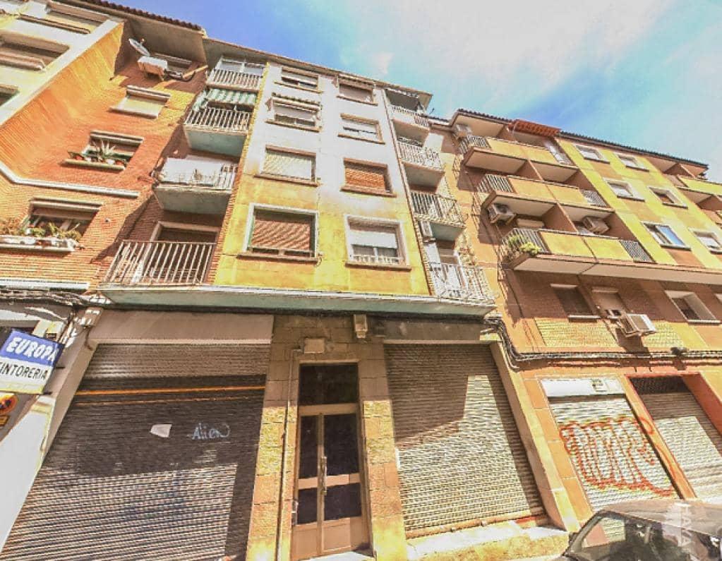 Piso en venta en Torrero, Zaragoza, Zaragoza, Calle Juan Cabrero, 81.800 €, 3 habitaciones, 1 baño, 91 m2