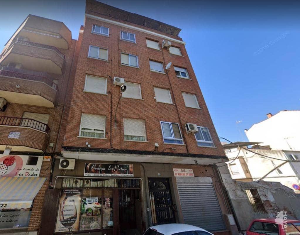 Piso en venta en Talavera de la Reina, Toledo, Calle Portiña de San Miguel, 25.300 €, 2 habitaciones, 1 baño, 53 m2