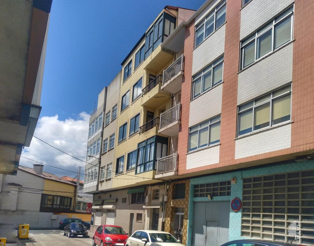 Piso en venta en Freixeiro, Narón, A Coruña, Calle Rio Lerez, 43.500 €, 2 habitaciones, 1 baño, 57 m2