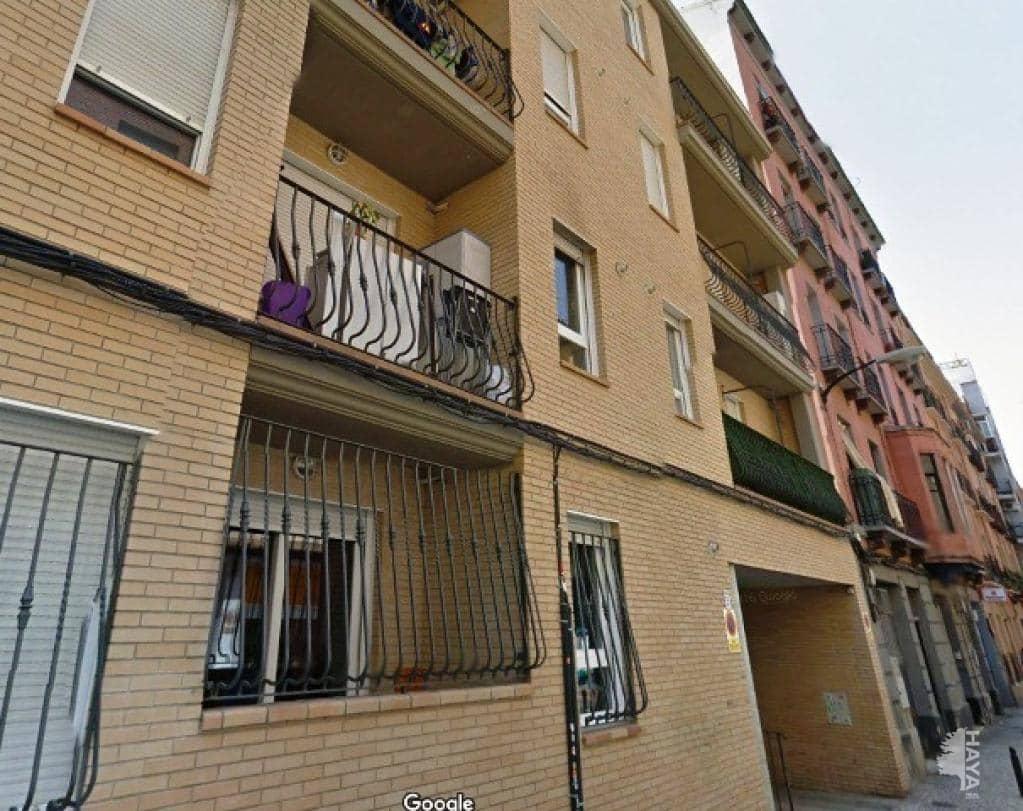 Piso en venta en San Pablo, Zaragoza, Zaragoza, Calle Borao, 92.700 €, 2 habitaciones, 1 baño, 49 m2