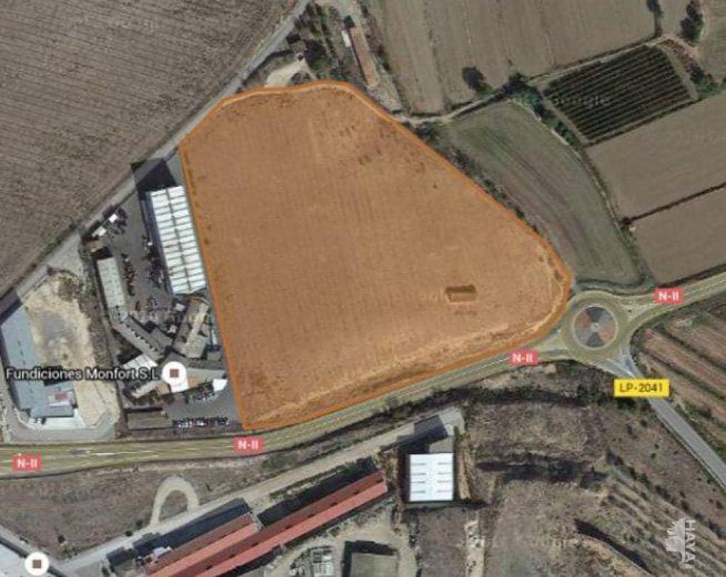 Suelo en venta en Hostal Nou, Bellpuig, Lleida, Camino Coscollar (del), 700.000 €, 47662 m2
