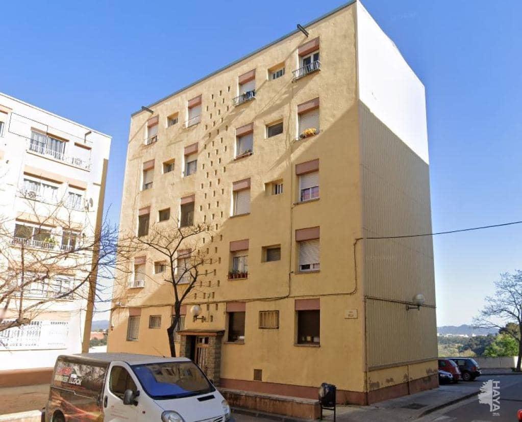 Piso en venta en Sabadell, Barcelona, Calle Bella, 47.600 €, 3 habitaciones, 1 baño, 62 m2