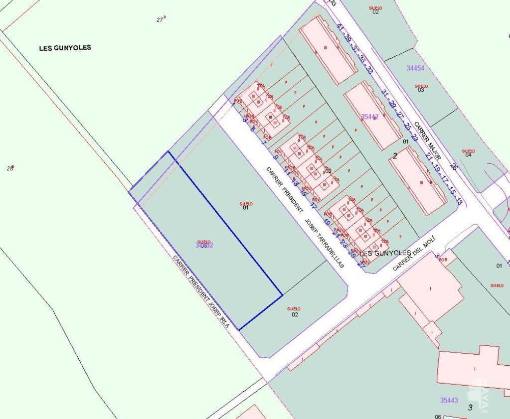 Suelo en venta en La Secuita, la Secuita, Tarragona, Calle Major (les Gunyoles), Sol, 333.600 €, 4074 m2