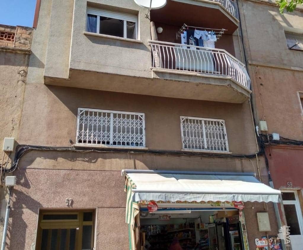 Piso en venta en Santa Coloma de Gramenet, Barcelona, Calle Sant Jordi, 117.895 €, 2 habitaciones, 1 baño, 71 m2