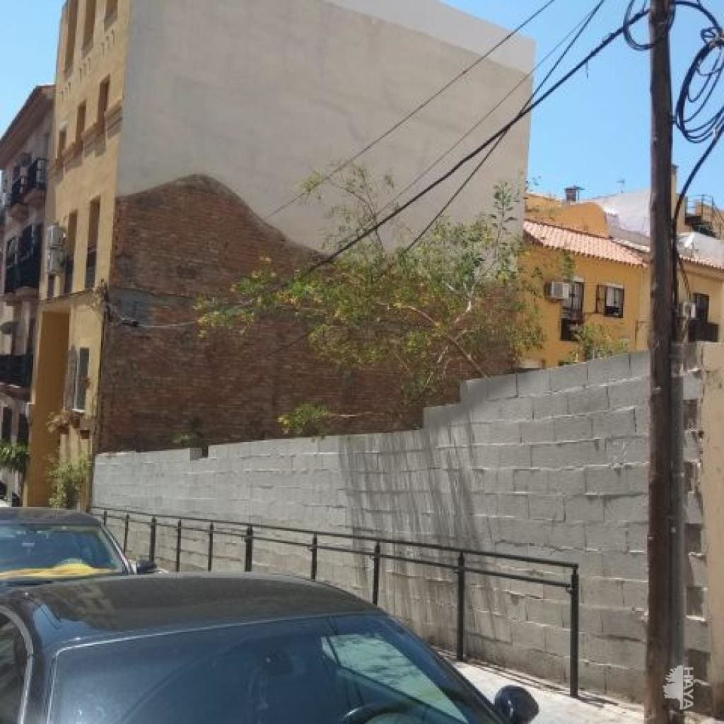 Suelo en venta en Centro, Málaga, Málaga, Plaza Rosa, 23.400 €, 47 m2