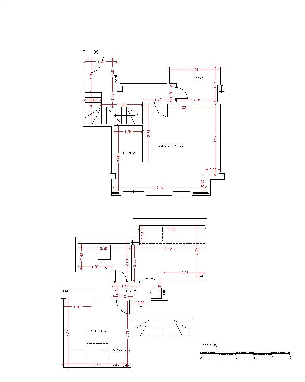 Piso en venta en Navatejera, Villaquilambre, León, Calle Vicente Alexandre, 97.750 €, 2 habitaciones, 2 baños, 93 m2