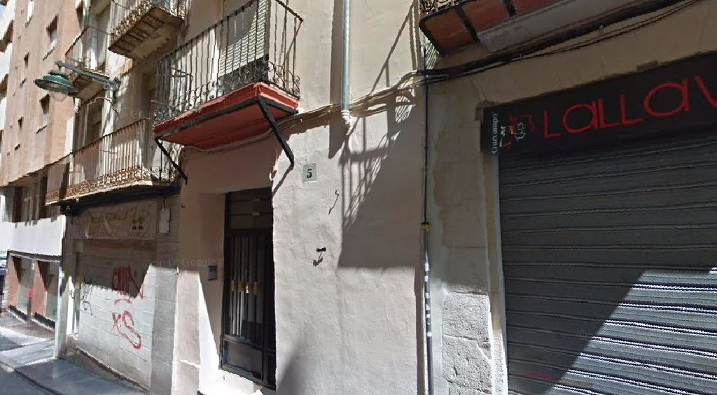 Piso en venta en Alcoy/alcoi, Alicante, Calle Sant Francesc, 26.000 €, 1 habitación, 1 baño, 53 m2
