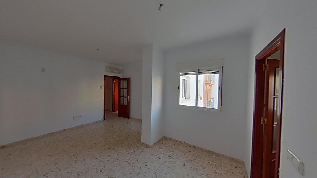 Piso en venta en Huelva, Huelva, Calle Paterna del Campo, 66.000 €, 1 habitación, 1 baño, 58 m2