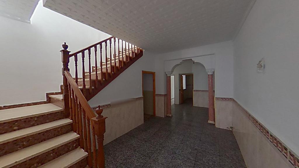 Casa en venta en Tomelloso, Ciudad Real, Calle Bravo Murillo, 57.500 €, 3 habitaciones, 2 baños, 176 m2