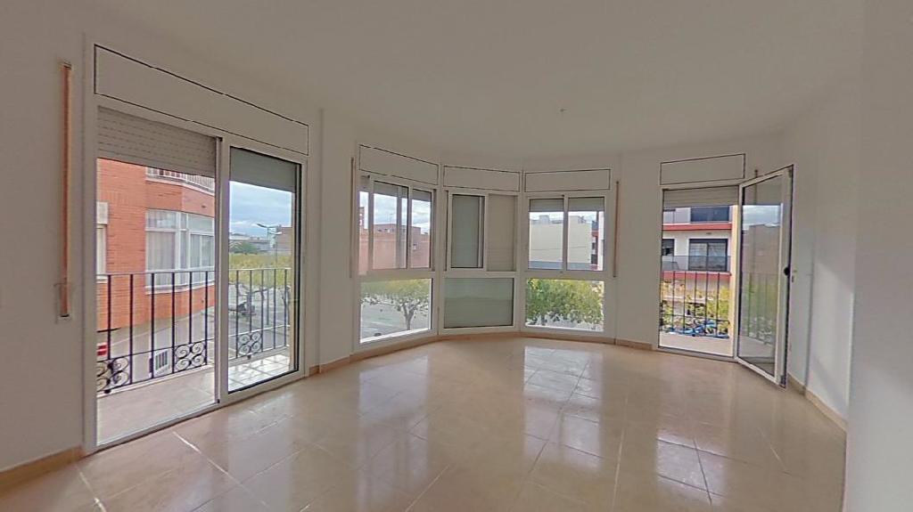 Piso en venta en Camarles, Tarragona, Calle Quaranta Tres, 87.000 €, 3 habitaciones, 2 baños, 99 m2