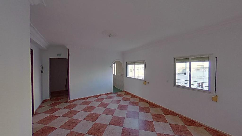 Piso en venta en Las Torres, Jerez de la Frontera, Cádiz, Calle Mantuo, 40.000 €, 2 habitaciones, 1 baño, 51 m2