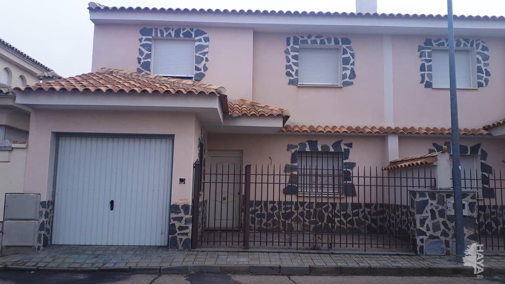 Casa en venta en Ajofrín, Ajofrín, españa, Calle Rocinante, 74.200 €, 4 habitaciones, 2 baños, 209 m2