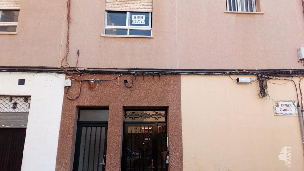 Piso en venta en Onda, Castellón, Calle Aragón, 73.335 €, 4 habitaciones, 2 baños, 108 m2