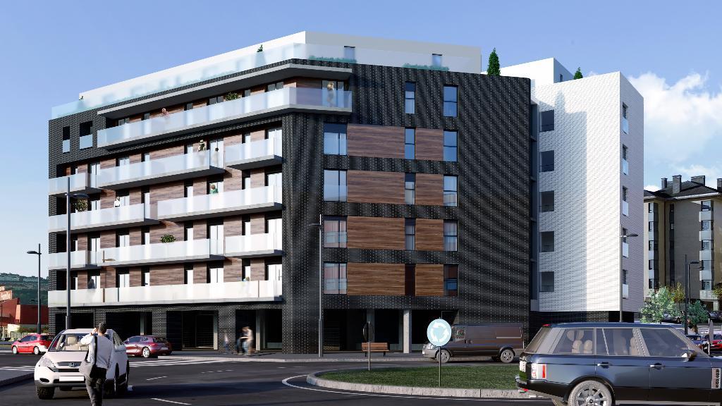 Piso en venta en Las Campas Y San Claudio, Oviedo, Asturias, Calle Carreño, 186.800 €, 3 habitaciones, 1 baño, 100 m2