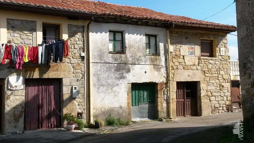 Casa en venta en Voto, Cantabria, Calle Nates, 55.100 €, 1 habitación, 1 baño, 164 m2