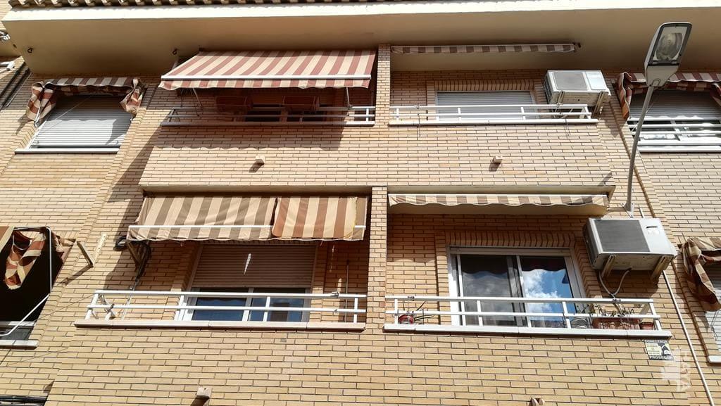 Piso en venta en Barrio los Tubos, San Vicente del Raspeig/sant Vicent del Raspeig, Alicante, Calle Alvarez Quintero, 106.957 €, 3 habitaciones, 2 baños, 95 m2