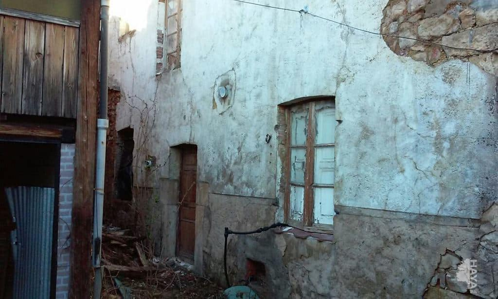 Casa en venta en Boñar, León, Calle Corredera, 25.382 €, 1 baño, 193 m2