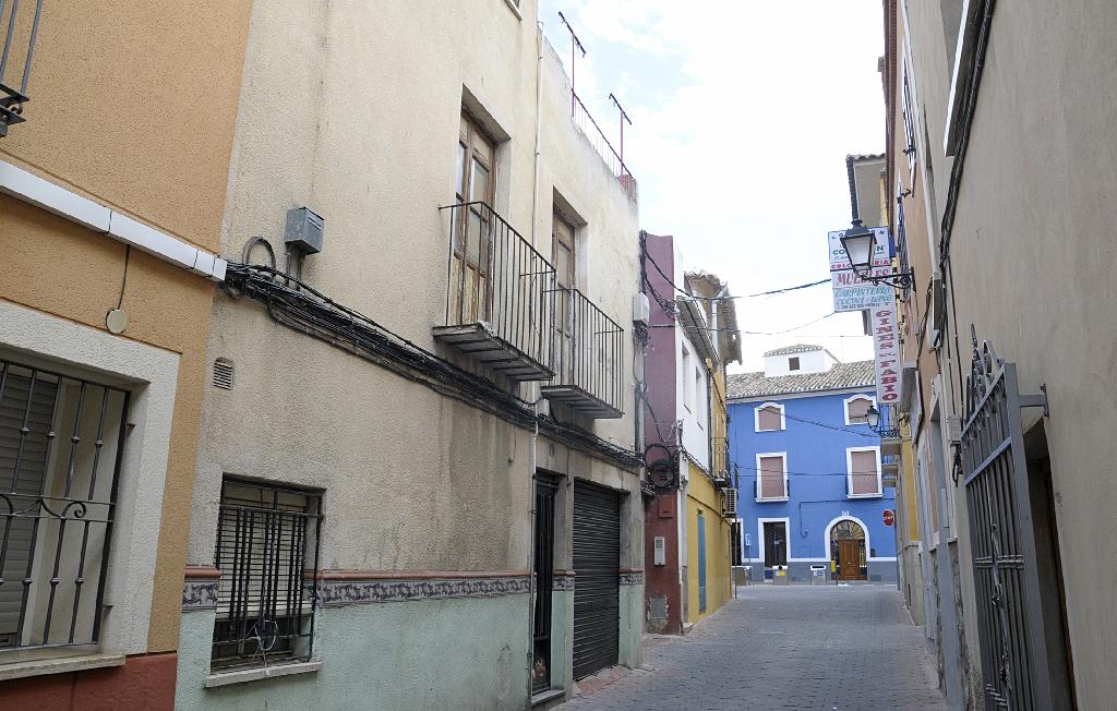 Casa en venta en Bullas, Murcia, Calle Balsa, 27.000 €, 4 habitaciones, 2 baños, 153 m2