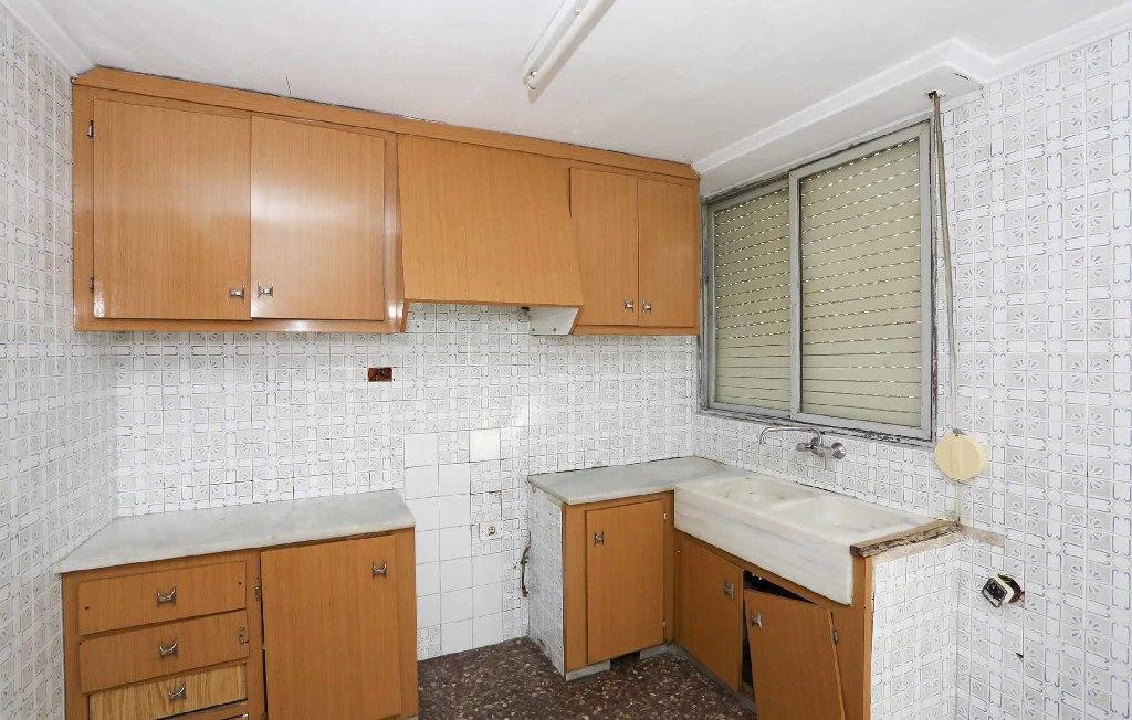 Piso en venta en L´olleria, L` Olleria, Valencia, Calle Aurora, 21.500 €, 5 habitaciones, 1 baño, 125 m2