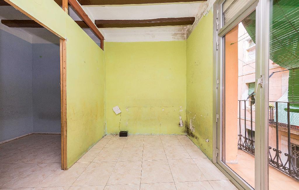 Piso en venta en Barcelona, Barcelona, Calle San Bertran, 125.000 €, 2 habitaciones, 1 baño, 44 m2