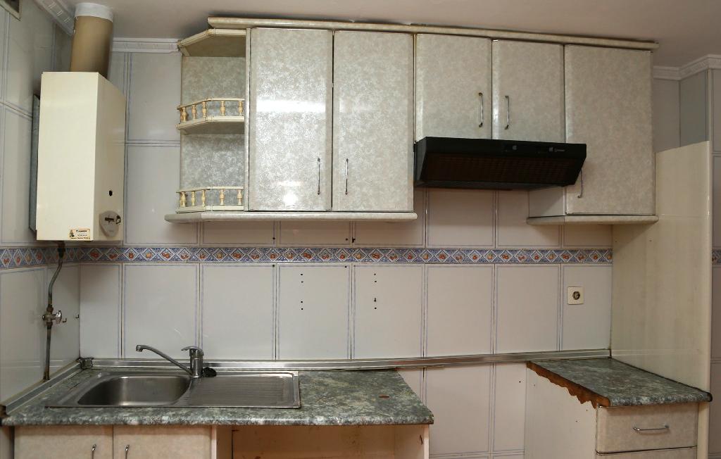Casa en venta en Lena, Asturias, Calle Felipe Canseco, 28.000 €, 4 habitaciones, 1 baño, 86 m2