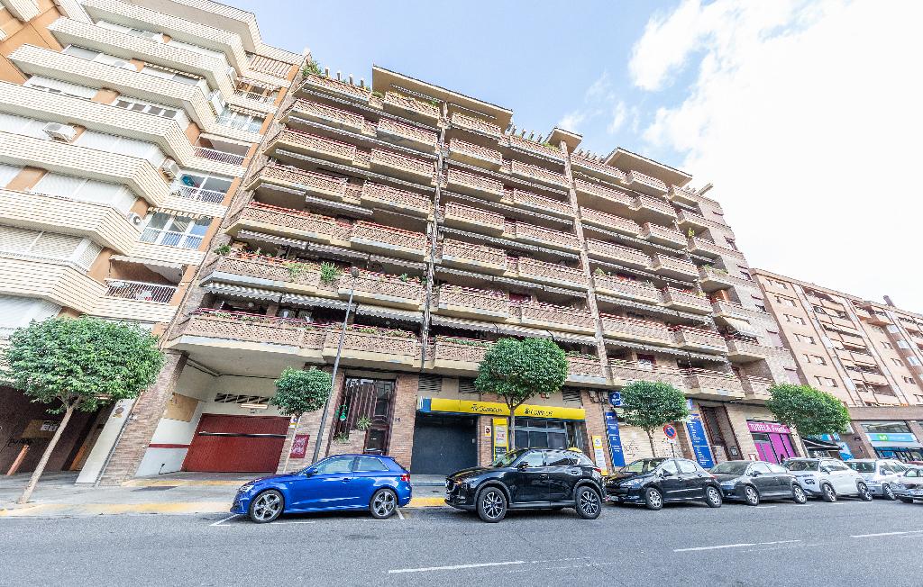 Parking en venta en Camp D´esports, Lleida, Lleida, Calle Segovia, 9.500 €, 22 m2