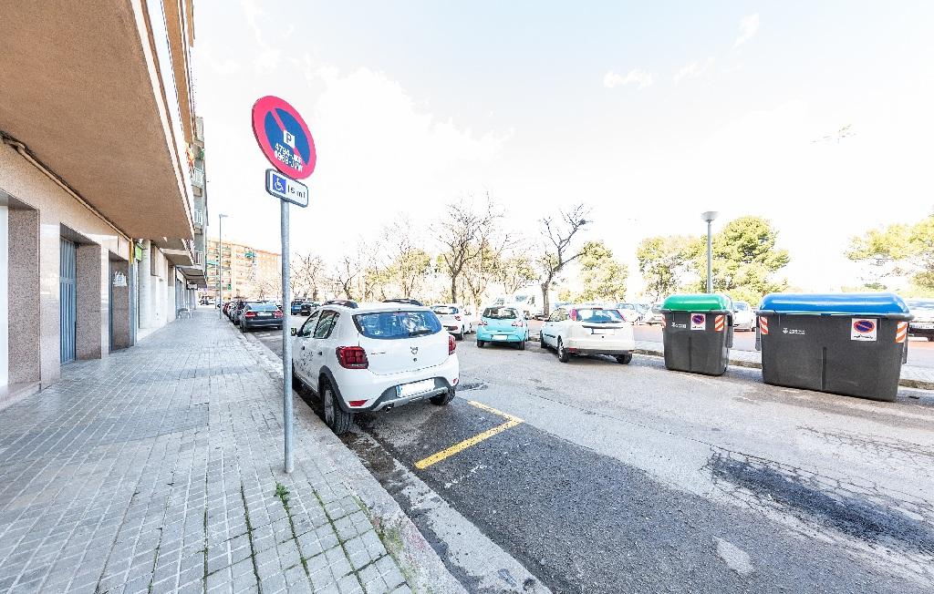 Parking en venta en Sant Cristòfol, Sabadell, Barcelona, Calle Rd Bellesguard, 9.000 €, 27 m2