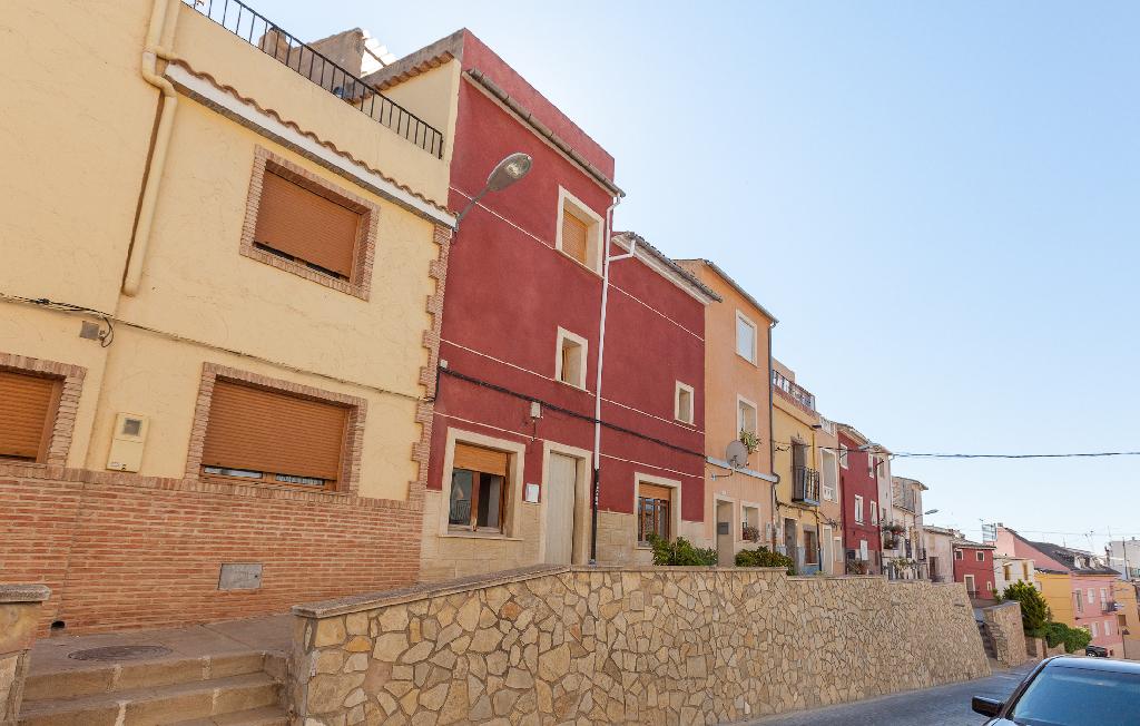 Casa en venta en Castalla, Alicante, Calle Bovians, 22.000 €, 6 habitaciones, 1 baño, 140 m2