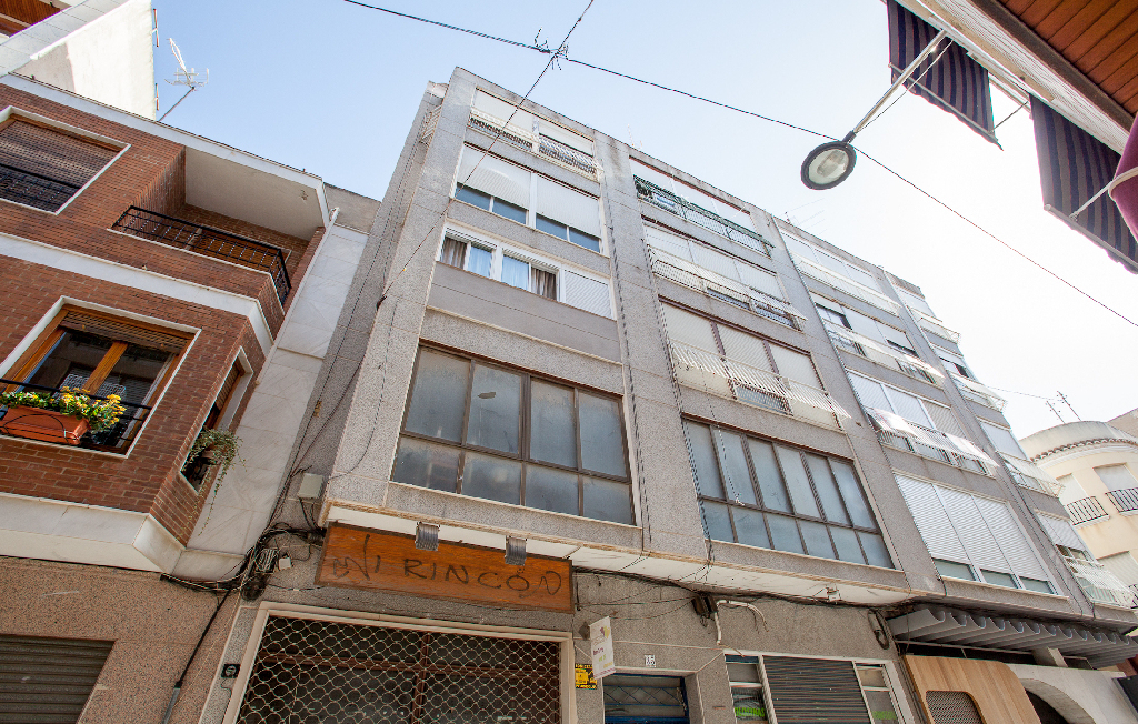 Piso en venta en Bigastro, Alicante, Calle Purisima, 18.500 €, 3 habitaciones, 1 baño, 80 m2