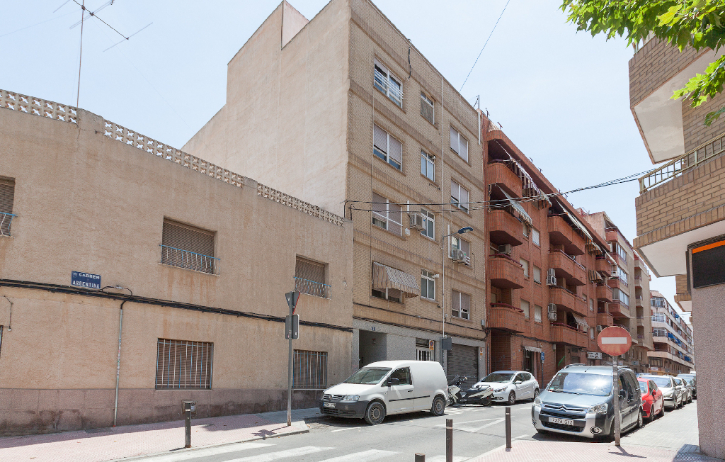 Piso en venta en Crevillent, Alicante, Calle Argentina, 57.000 €, 3 habitaciones, 1 baño, 118 m2