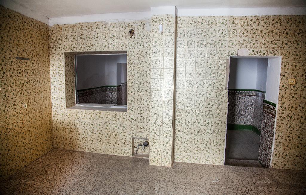 Casa en venta en Alosno, Alosno, Huelva, Calle Ayamonte, 38.000 €, 2 habitaciones, 1 baño, 86 m2