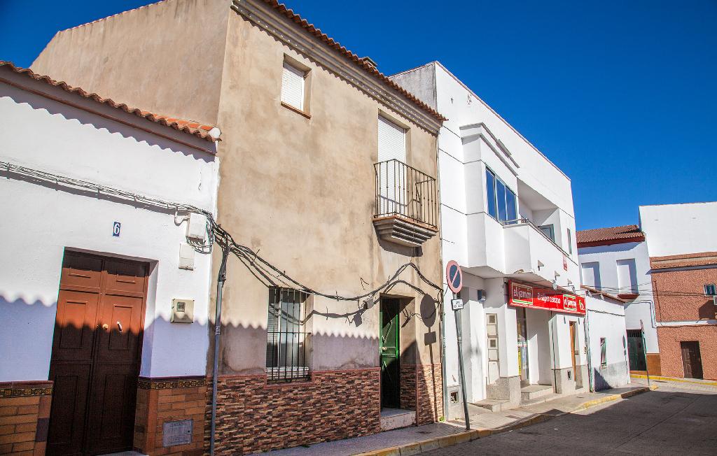 Casa en venta en Alosno, Huelva, Calle Ayamonte, 38.000 €, 2 habitaciones, 1 baño, 86 m2