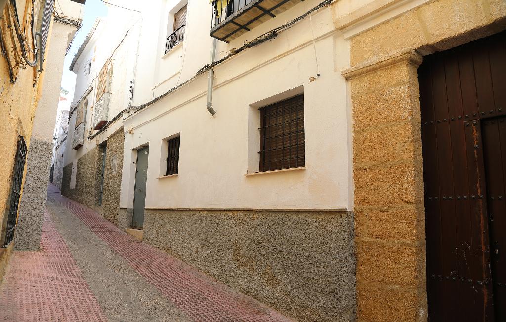 Casa en venta en Jaén, Jaén, Calle Soria de San Juan, 38.000 €, 3 habitaciones, 1 baño, 191 m2