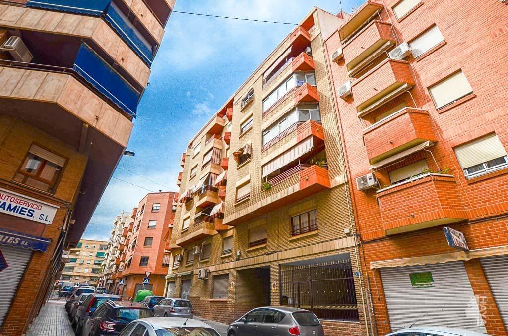 Piso en venta en El Realengo, Crevillent, Alicante, Calle Castello, 57.400 €, 3 habitaciones, 1 baño, 111 m2