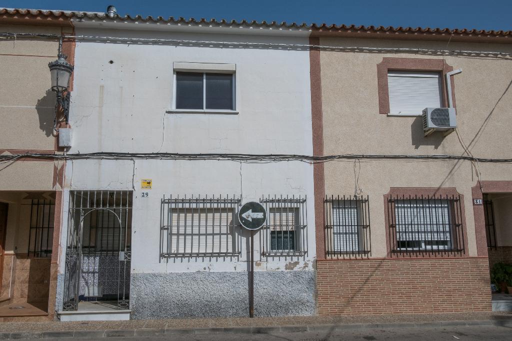 Casa en venta en Jerez de la Frontera, Cádiz, Calle San Francisco, 73.500 €, 4 habitaciones, 2 baños, 133 m2