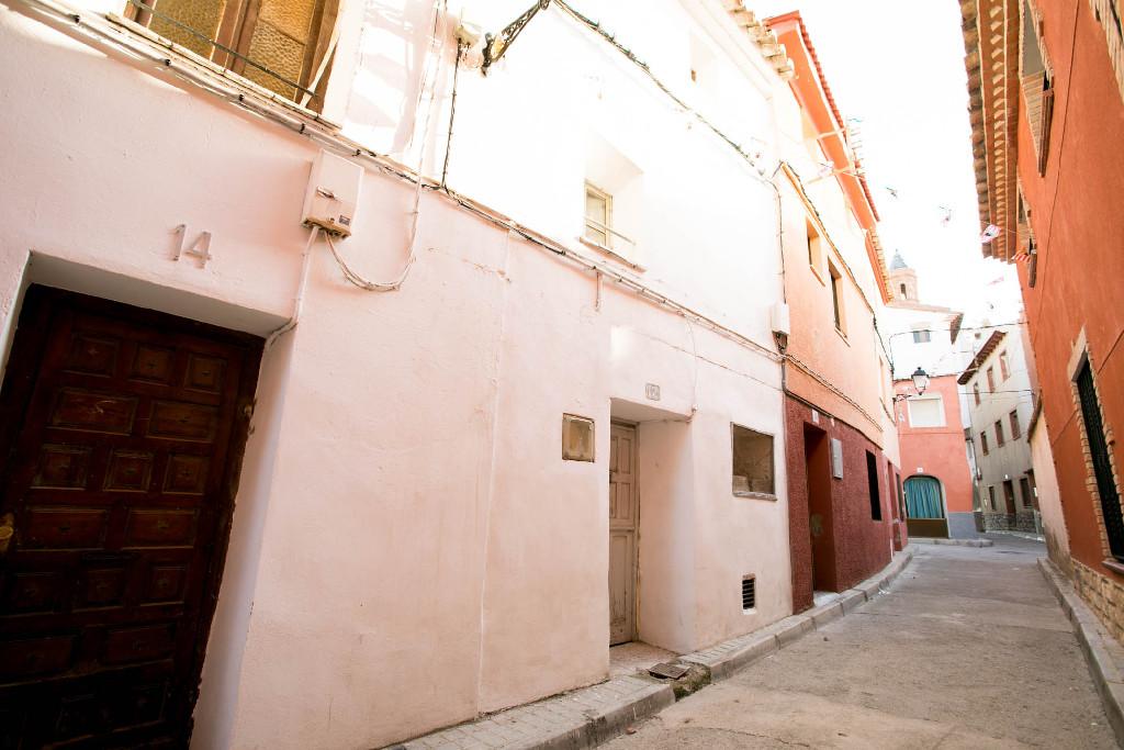 Casa en venta en Azuara, Zaragoza, Calle Nuestra Señora de la Piedad, 7.500 €, 2 habitaciones, 1 baño, 72 m2