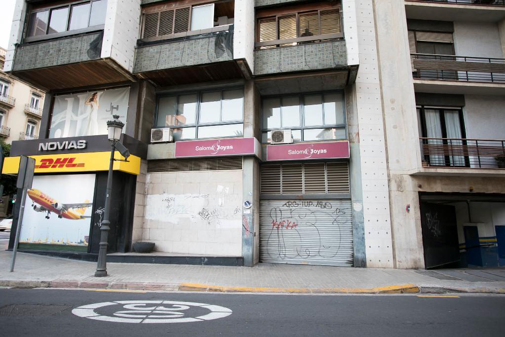 Parking en venta en Valencia, Valencia, Calle Colon, 32.000 €, 25 m2